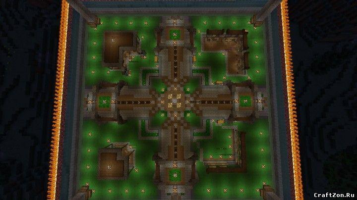 Скачать Mo' Villages для Minecraft 1.7.10