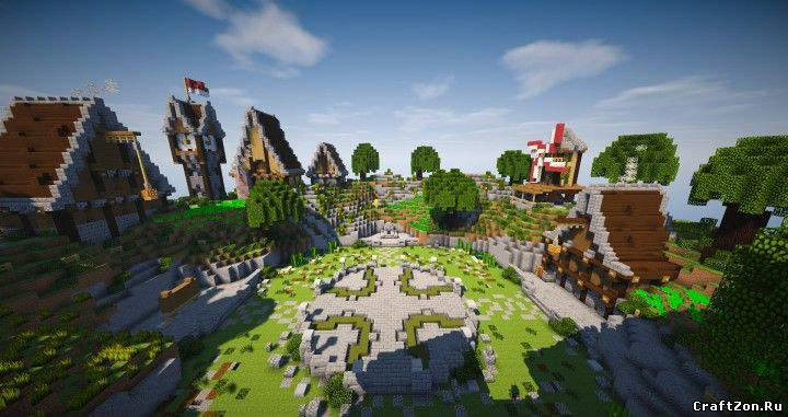 Скачать бесплатно Карты для Minecraft на mmods.net